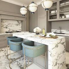 40 Kitchen Design Ideas Stands Like To Win Your Likes Page 140 Best Kitchen Interior Design Ideas 2019 White Kitchen Design İdeas Modern Photos Best Kitchen Interior Design Ideas 2019 –… Luxury Kitchen Design, Interior Design Kitchen, Interior Ideas, Kitchen Designs, Room Interior, Marble Interior, Modern Interior, Home Decor Kitchen, Home Kitchens