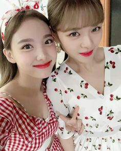 Twice Nayeon and Jeongyeon Extended Play, K Pop, S Girls, Kpop Girls, South Korean Girls, Korean Girl Groups, Rapper, Twice Group, Chaeyoung Twice