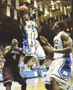 f78f06360 AAA Sports Memorabilia LLC - Kyrie Irving Autographed Duke Blue Devils  11x14 Photo - 2012 NBA