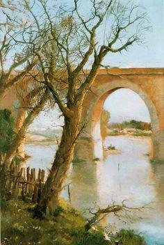 Ovidio Murguía - Ponte dos Franceses. Madrid; 1898.