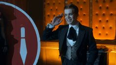 Jerome Valeska, ladies and gentlemen! If he does not become the Joker, I don't know who could do the justice to the role like Cameron Monaghan.