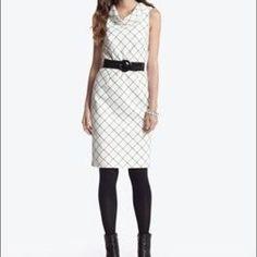 Whbm Cowl Neck Dress
