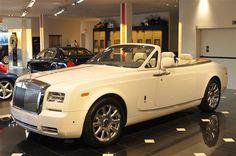 2014 Rolls Royce Drophead Phantom Coupe Gunmetal w/Silver Undercoat/Interior