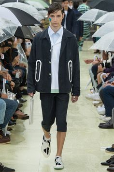 Kenzo Spring 2015 Menswear Collection Slideshow on Style.com