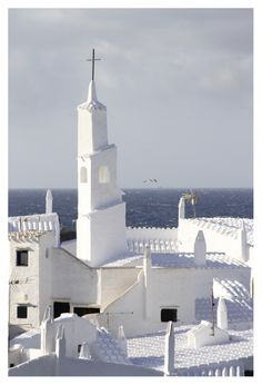 Binibeca, Menorca, Spain. #menorcamediterranea http://govillasandcottages.co.uk/