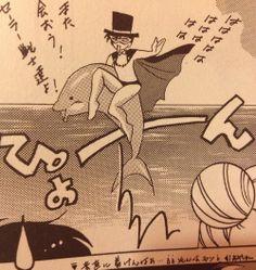 Sailor Moon / Tuxedo Kamen lol