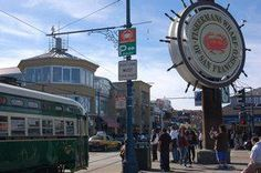 Enjoyed the sights, sounds and smells of San Francisco's Fisherman's Wharf