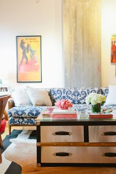 U.S. Army Captain Katie del Castillo's Washington DC Apartment Tour…