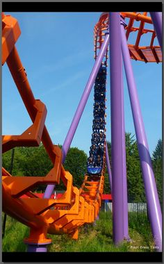 Speed of Sound coaster
