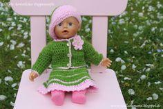 Die 35 Besten Bilder Von Puppenkleidung Stricken Knitting Patterns