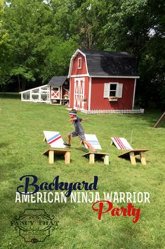 These 17 creative American Ninja Warrior party ideas will help you pull off a kickin' celebration! If you've ever seen the popular television show, American Ninja Warrior, then you know why adults and kids alike