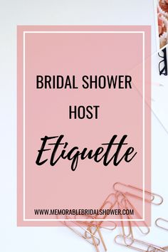 Planning on hosting a bridal shower? Read on to find out rules and etiquette for bridal shower hosts. Bridal Ahower Games, Bridal Shower Games Prizes, Bridal Shower Questions, Bridal Shower Activities, Wedding Shower Games, Bridal Shower Party, Bridal Shower Decorations, Bridal Shower Invitations, Bridal Showers