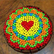Resultado de imagen para tortas decoradas con mandalas