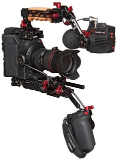 Zacuto's EVF Recoil Kit for the Canon C300 Mark II is on it's way for viewing at next week's 10/7 Learning Lab with Ryan Snyder. Join us from 10am-12n. RSVP: events@rule.com to save your spot. Can't make it in person? Contact Nick for Zacuto Recoil Kit details at RuleSales@rule.com or 800-rule-com.