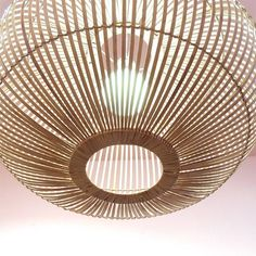 Hanglamp /// Bamboo /// XL - Store Without a Home