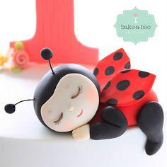 #missladybug #toocute #bakeaboo | Elina Prawito | Flickr