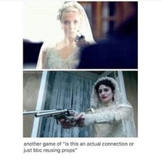 """is this an actual connection or just bbc reusing props"" - His Last Vow + The Abominable Bride"