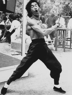 Só Fotos (Just Pictures): Bruce Lee, The Legend