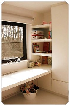 Long desk study office room large work home decor ideas big table interior design Home Office Design, Home Interior Design, House Design, Office Style, Diy Home Decor, Room Decor, Study Nook, Study Areas, Small Study Rooms