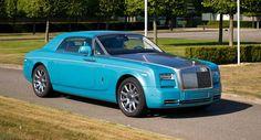 Rolls-Royce Bespoke's Ghawwass Phantom Coupe Pays Tribute to ...