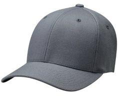 Flexfit Wool Low-Profile - Structured Hat, Gray, L/XL Flexfit. $6.59