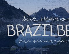 """Check out new work on my @Behance portfolio: """"Sir Hector & Brazilbean"""" http://be.net/gallery/50153093/Sir-Hector-Brazilbean"""