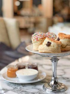 Summer afternoon tea at the Waldorf Astoria Amsterdam