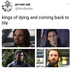 And they better do it again....or lost of them at least...Steve not dead