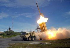 Sistema THAAD na Coreia do Sul pronto para derrubar mísseis diz Seul