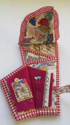 Needle Case, Needle Book, Sewing Kit, Sewing Tools, Best Printers, Scarf Patterns, A4 Paper, Photo Illustration, Scissors