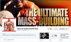 Join to know the best tips to gain muscle mass fast at home. Find out how to build lean muscle mass, the fast, easy and SMART way! http://www.facebook.com/HowToBuildMuscleFastGuide