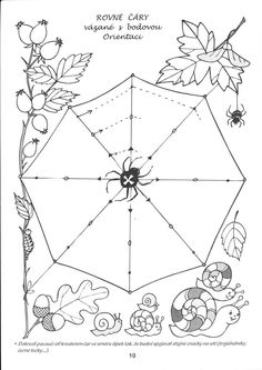 Fall Spider Web dot to dot pattern Halloween News, Holidays Halloween, Halloween Crafts, Preschool Writing, Fall Preschool, Spider Crafts, Fall Art Projects, Country Quilts, Art Drawings For Kids