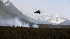 Forest Fires and the future of permafrost