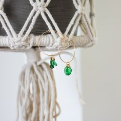 Our three petal hoops are now available! These everyday hoops can be personalized with your favorite combination of colorful petals, your favorite metal and your preferred shape.   Can you think of what type of bottle this gorgeous green came from? 💚 Jewelry Shop, Tassel Necklace, Colorful, Shapes, Drop Earrings, Type, Bottle, Metal, Green