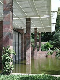 Architect: Renzo Piano 1997 Fondation Beyeler (Beyeler Foundation Art Museum) Baselstrasse 101 CH-4125 Riehen (near Basel) Switzerland