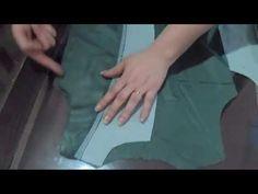 """✂ Como forrar un blazer """" Peticion"""" - YouTube"""