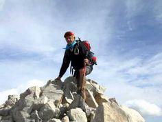 Miguel el Montañeru de Alta Montaña en Peña Vieja 2619m
