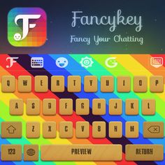 Guys, have a look at my keyboard made with @Fancykey Awesome! Isn't it? 😘👌👉http://dl4.fancykeyapp.com #Fancykey