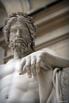 Aristaeus, god of gardens François-Joseph Bosio Musée du Louvre, Paris 1817