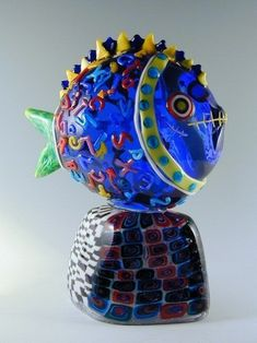 Glass Sculpture Murano