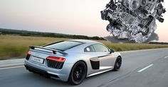 Entry-Level #Audi R8 To Get 2.9-Litre Twin-Turbo V6