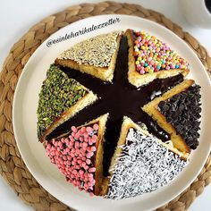 🍰💥YANARDAĞ PASTASI💥🍰 Günaydınnn🙋🏻 hayırlı cumalar, hayırlı Ramazanlar hepimize inşallah🙏🏻 Tam 10 dk da hazırlayabileceğiniz enfes bir pasta…
