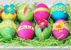 Bright+&+Crafty+Easter+Eggs