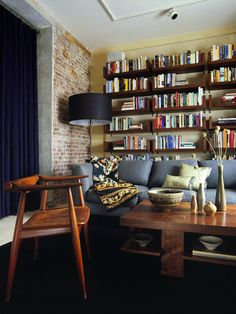 Home Office Bookshelves Design, Pictures, Remodel, Decor and Ideas - page 5