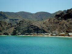 Cerca de Loreto Baja California Sur