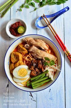 咖哩叻沙 Curry Laksa