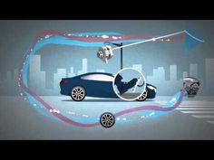 Mazda's latest SKYACTIV® TECHNOLOGY innovation does something pretty amazing: basically, it turns wasted energy into driving enjoyment. The i-ELOOP regenerat. Mazda6, Kinetic Energy, Youtube I, Automotive News, Outdoor Survival, Fuel Economy, Future Car, Vintage Ads, Technology