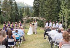 Breckenridge Nordic Center Barton Wedding 8-01-15