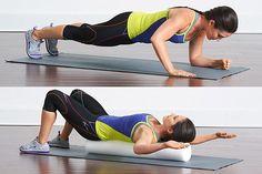 Übungen für einen starken Oberkörper - Kraftübungen für einen guten Laufstil