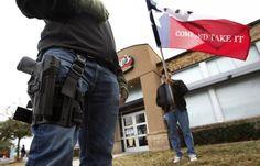 Η ΜΟΝΑΞΙΑ ΤΗΣ ΑΛΗΘΕΙΑΣ: Στα όπλα οι κάτοικοι του Τέξας - Σενάριο εμφυλίου ...